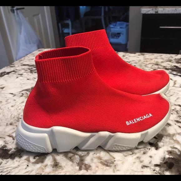 Balenciaga Speed Sock Sneakers Kids 3